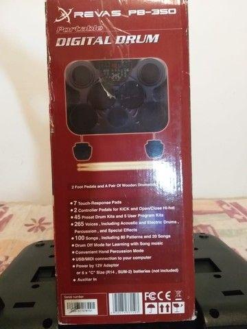 vendo ou troco bateria eletrônica  - Foto 6