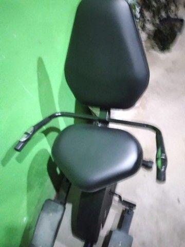 Vendo Bicicleta Ergométrica Horizontal e Elíptico. - Foto 5