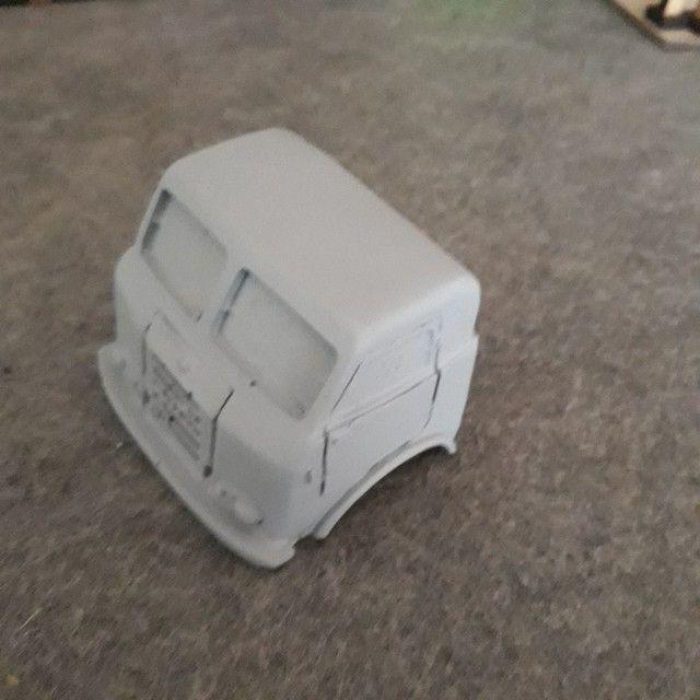 Cabines em resina miniatura escala 1/32 fnm - Foto 4
