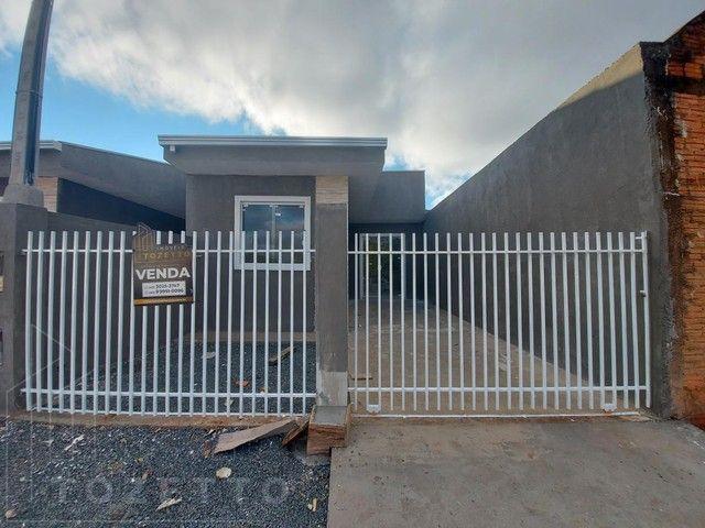 Casa para Venda em Ponta Grossa, Uvaranas, 2 dormitórios, 1 banheiro, 1 vaga - Foto 4