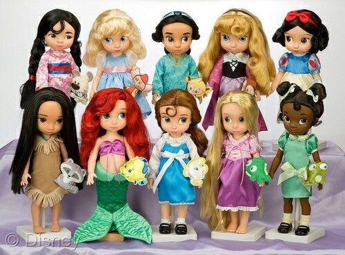 Vendo Coleção Animators Disney - Foto 2