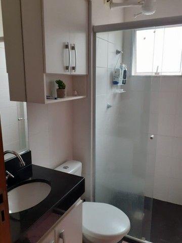 Chapada dos Sábias Apartamento Térreo com garden 2 quartos - Foto 4
