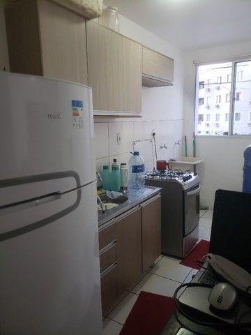 Vendo Apartamento MRV no Res. Parque Chapada dos Guimarães, 02 Quartos. - Foto 2