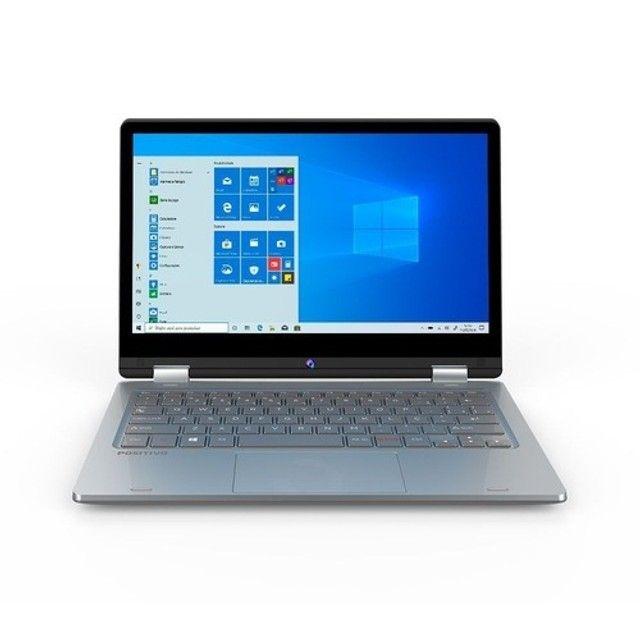 Notebook Positivo 2 em 1 Duo C464C - Foto 5
