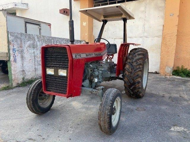 Vendo Trator Massey Fergunson 275 - Foto 3