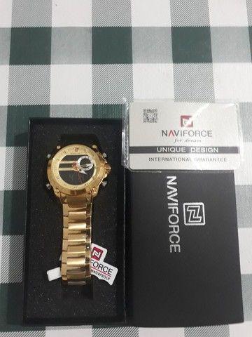 Relógio importado naviforce  - Foto 3