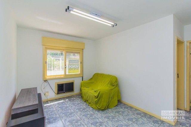 Apartamento MOBILIADO com 2 dormitórios à venda, 58 m² por R$ 212.999 - Nossa Senhora das  - Foto 2