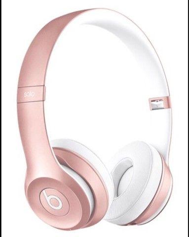 Beats Solo 2 Ouro Rosê Bluetooth (Lacrado/Novo/Original) - Foto 3