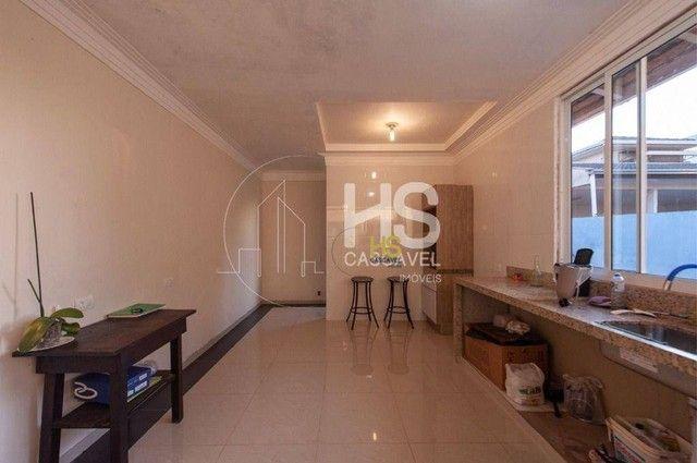 Casa de condomínio à venda com 3 dormitórios em Pacaembu, Cascavel cod:CA0387 - Foto 8