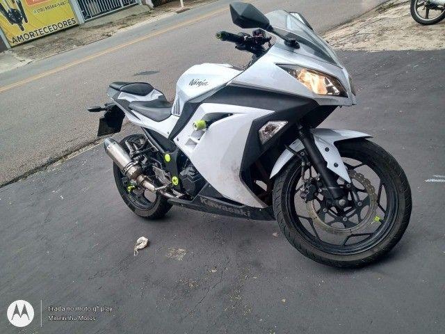 Kawasaki ninja 300 - Foto 4