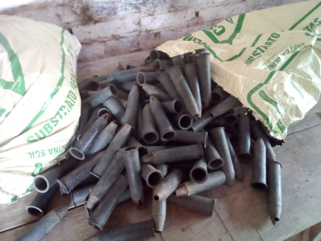 Bandejas e Tubetes para produção de mudas - Foto 6