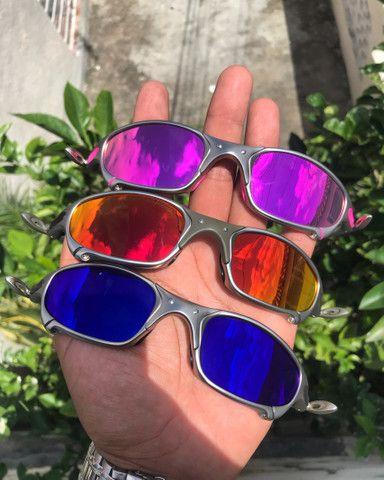 Óculos da oakley  - Foto 3