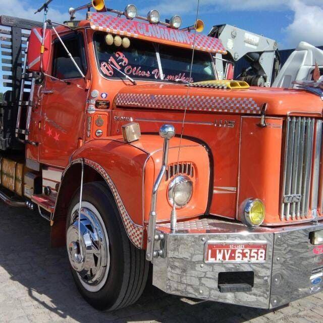 Scania jacaré 111