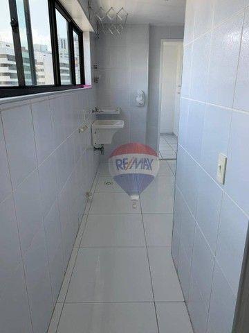 Apartamento com 3 dormitórios à venda, 130 m² por R$ 970.000,00 - Aflitos - Recife/PE - Foto 12