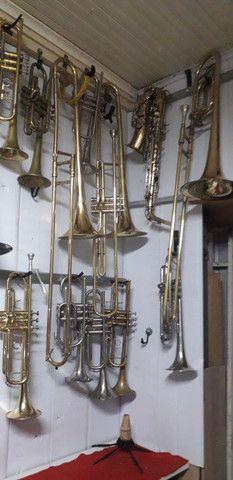 Instrumentos de sopro  - Foto 5