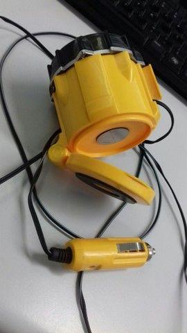 Lanterna Para Veículos Com Base Magnética Com 7 Leds - Foto 2
