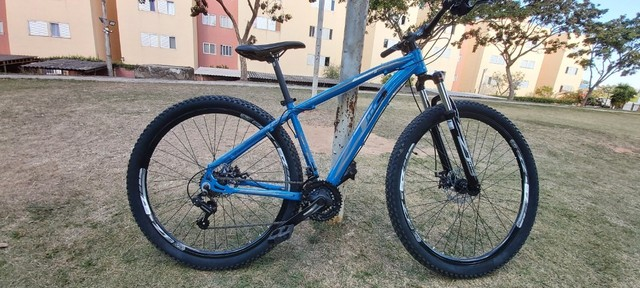 Bicicleta Bike MTB - ZT3 Discovery - quadro 15 Aro 29 - Shimano - NOVA - Foto 3