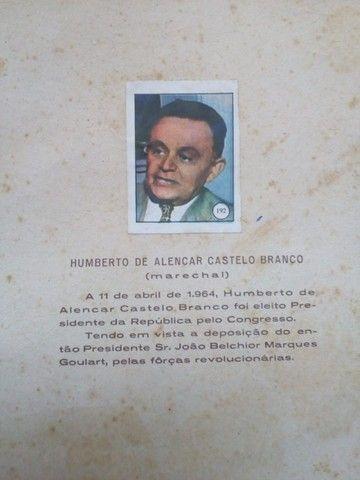 álbum de figurinhas História do Brasil anos 60 - edição 1966. Jabaquara - Foto 2