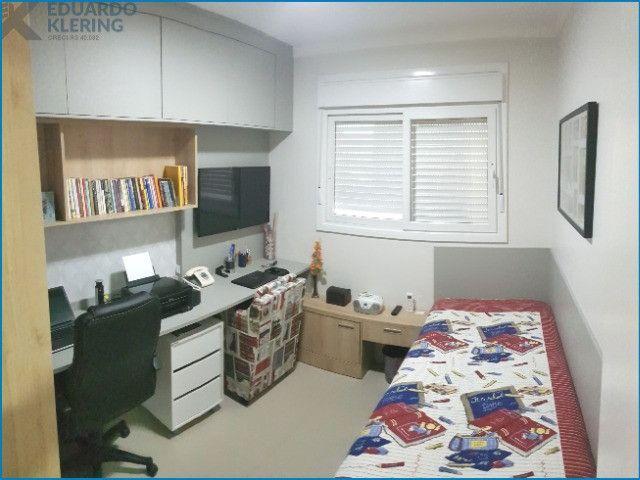 Apartamento Alto Padrão, 3 dormitórios, 2 banheiros, sacada, churrasqueira, Esteio - Foto 11