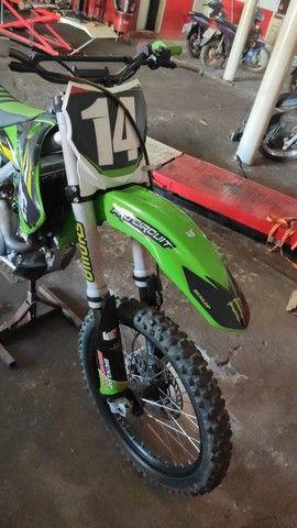 Kawasaki kx250f - Foto 5