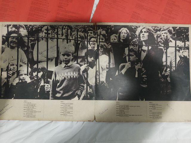 Vinil - Beatles 1962-1966 (LP raro) - Foto 3