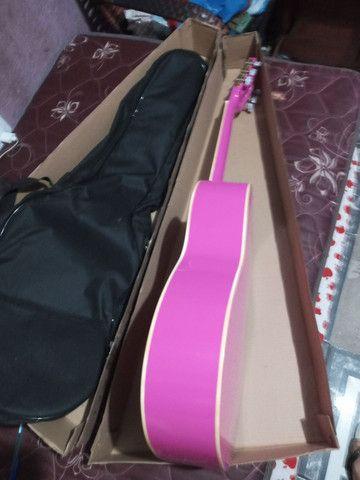 Vendo violão da michael - Foto 2