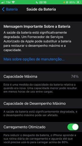 IPhone 7 32gb dourado - Foto 6