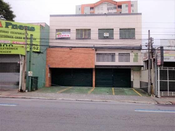 Jd. S.Dimas - Prédio 482m2: salão+mez de 227m2 e 4 escritórios e 3vgs estacto/Creci 59115 - Foto 2