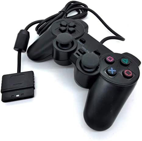 Controle pra PS2 LEON - Foto 2