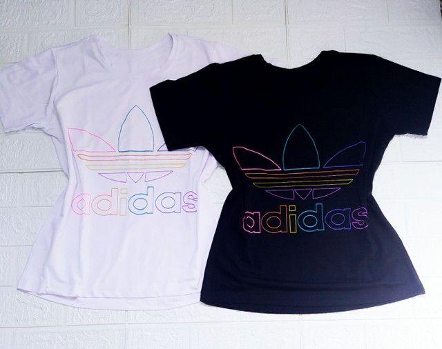 T-shirt estampado - Foto 5