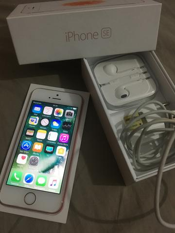Iphone se 64gb usado