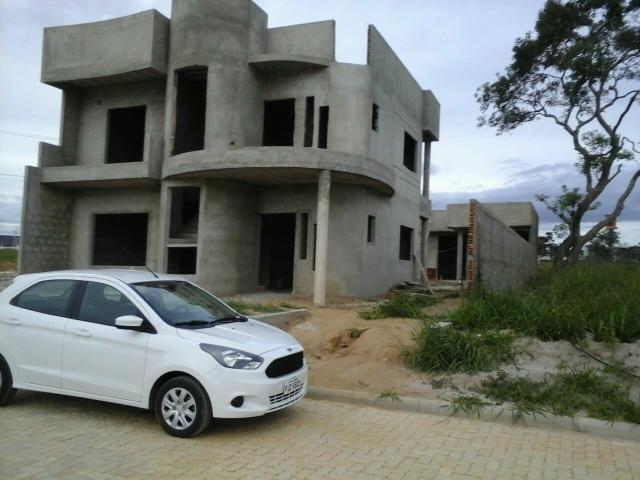 Casa em construção. Condomínio fechado - Foto 4