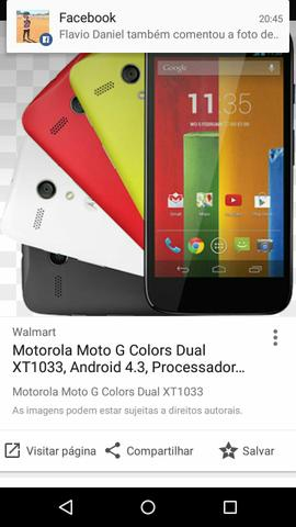 Motorola G Colors