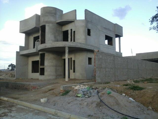 Casa em construção. Condomínio fechado - Foto 5