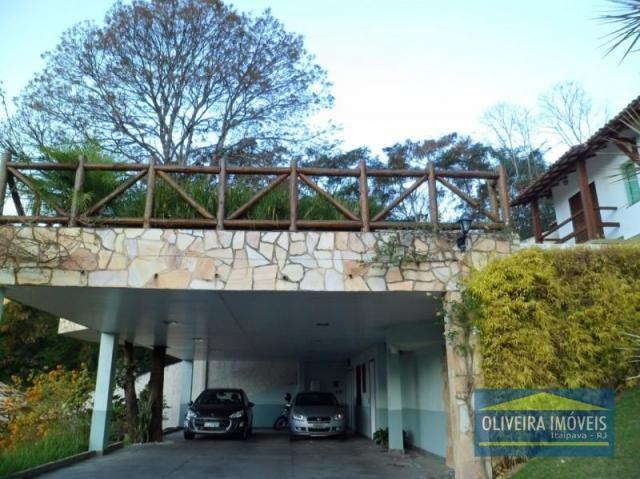Casa fora de condomínio Petrópolis, Itaipava - Foto 19