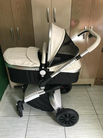 Carrinho Baby Stroller 2018 luxuoso na caixa