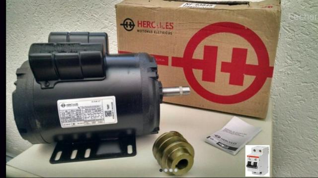 Revenda autorizada Motor Monofásico/trif hercules