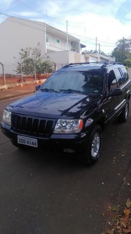 Jeep Grand Cherokee Limited Maravilhosa