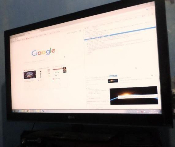 Monitor lg de 42 polegadas full hd 550,00