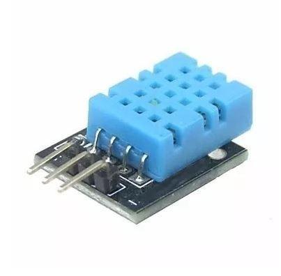 COD-AM71 Modulo Sensor Umidade E Temperatura - etb Arduino Esp8266-Pic Automação