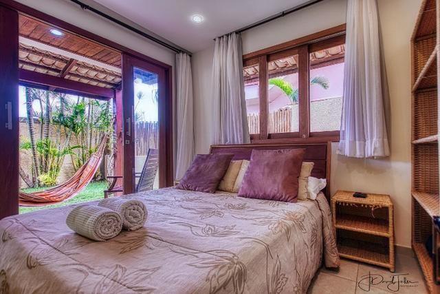 Casa luxuosa com jacuzzi e vista para o mar no Pipa Beleza Spa Resort - Foto 13