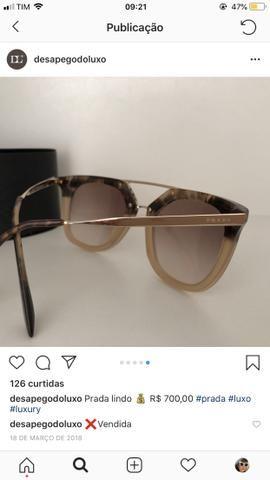 8a77804c78238 Óculos Prada original - Bijouterias