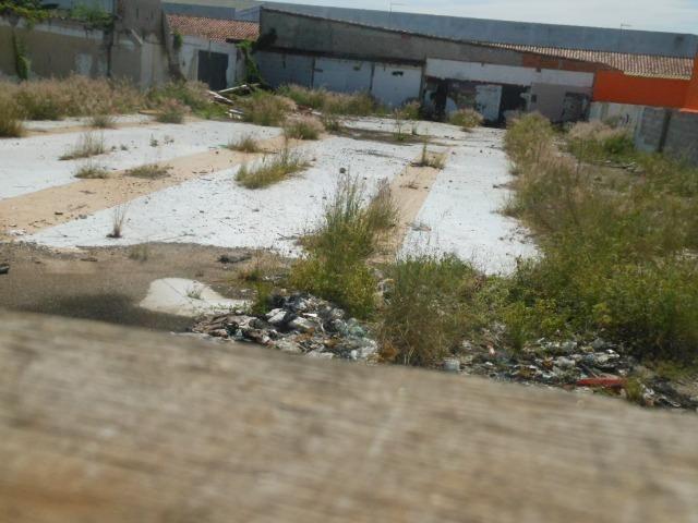 (Genival) Alugo Terreno 1000 m² + Construção - Plano em Avenida Comercial - Foto 4