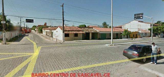 Casa Plana/Usada para Venda, Cascavel / CE, bairro Centro, 2 dormitórios, 1 banheiro - Foto 2
