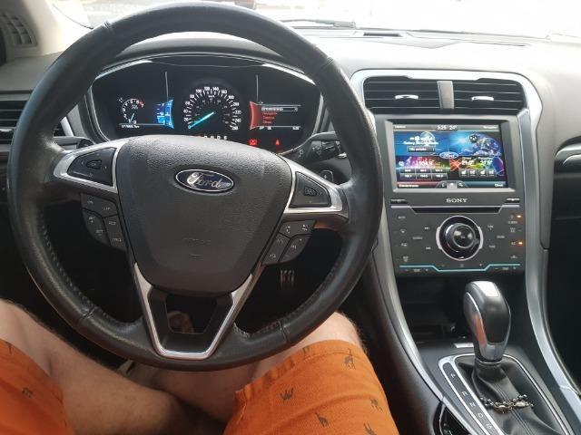 Ford Fusion 2015 FWD Titanium 2.0 Gtdi Eco - Foto 7