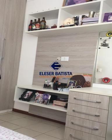 Apartamento à venda com 3 dormitórios em Paradiso, Serra cod:AP00158 - Foto 18