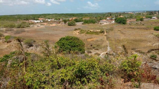 Troco carro área de 2,2 hectares com visão panorâmica mar
