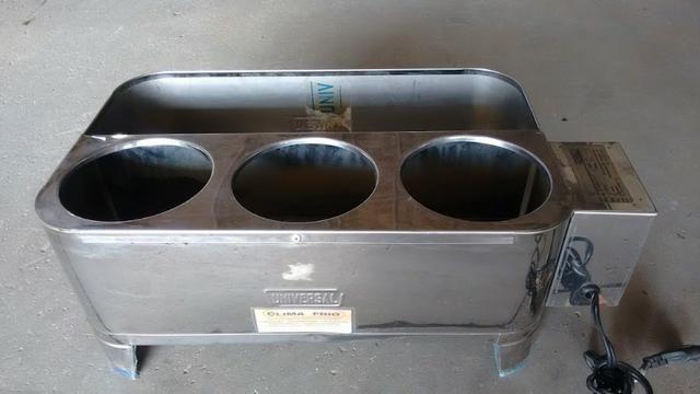 Cafeteira Elétrica Esterilizador Sem Bules, Universal 1000 Wats, 110v, Funcionando