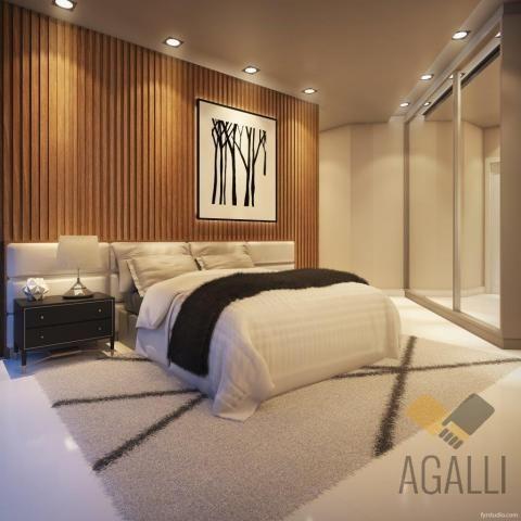 Apartamento à venda com 3 dormitórios em Água verde, Curitiba cod:21925 - Foto 9