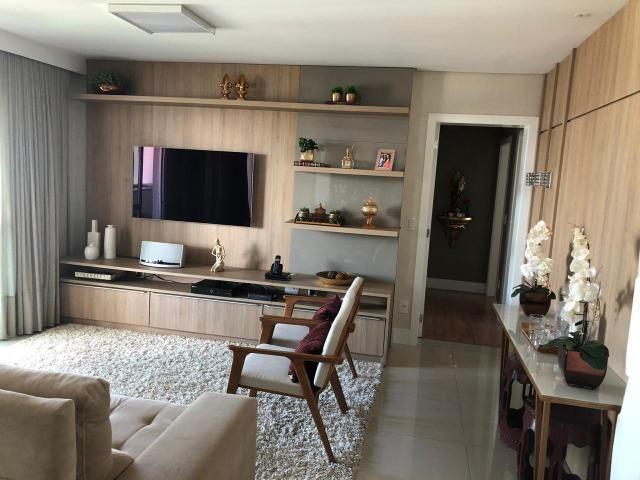 Apartamento Premiato Mobiliado Andar alto 3 vagas com deposito - Foto 16